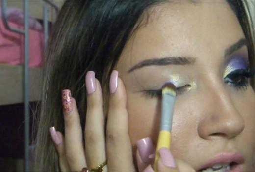 Maquiagem 3D – Por Bianca Andrade