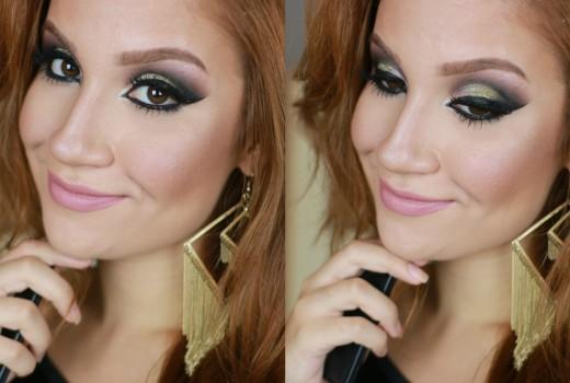 Maquiagem Egípcia – Por Bianca Andrade | #VEDA17