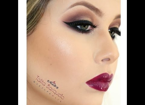 Maquiagem no estilo verão com produtos da Mac
