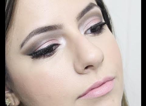 Tutorial de maquiagem: como fazer côncavo marcado em pálpebras gordinhas