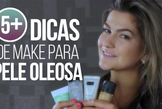 5Mais: 5 dicas de make para pele oleosa por Alice Salazar