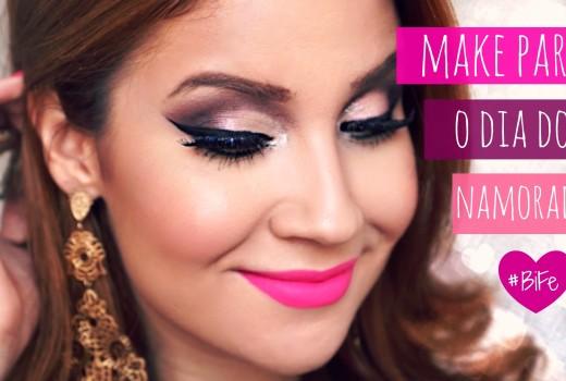 Aprenda como fazer Maquiagem para o Dia dos Namorados