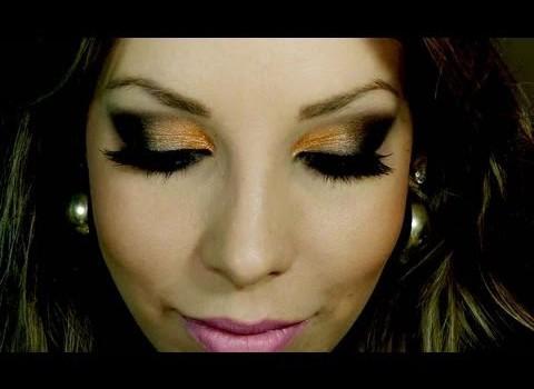 Aprenda fazer Íncrivel Maquiagem para Noite