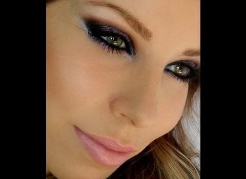 Aprenda fazer Íncrivel Maquiagem para Balada