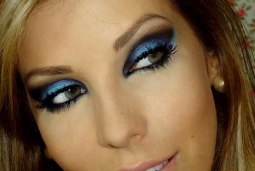 Aprenda fazer Maquiagem Marcante para Noite
