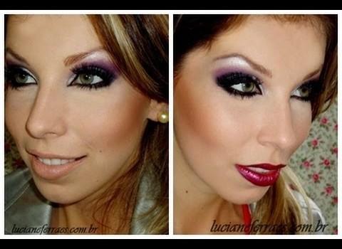 Aprenda fazer Maquiagem para Halloween