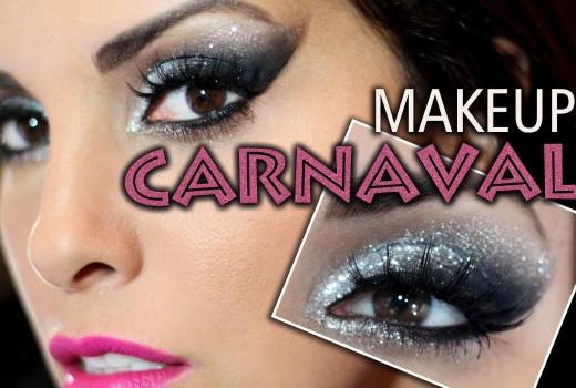 Como fazer Maquiagem de Carnaval