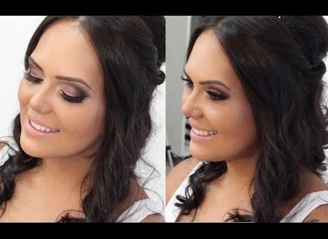 Como fazer uma Maquiagem Íncrivel