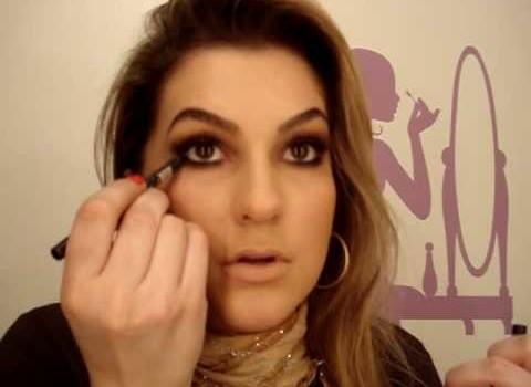 Como incrementar uma maquiagem básica por Alice Salazar