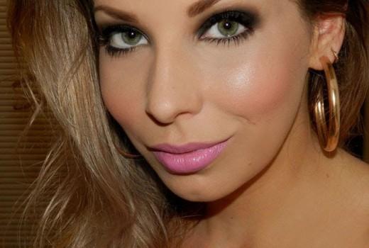 Descubra como Maquiagem com Sombra Preta para o Dia