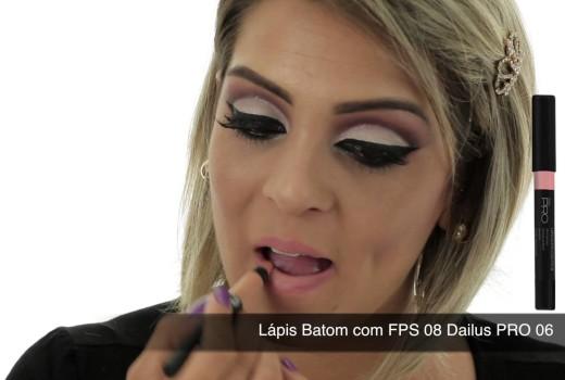 Dica Dailus #20 – Lápis Batom com FPS08 – TODAS AS CORES