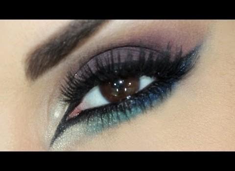 Dica de Maquiagem Colorida com Paleta Tracta