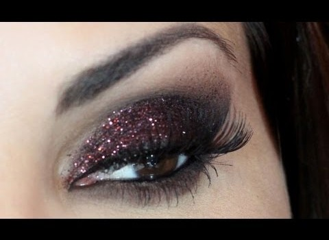 Dica de Maquiagem com Glitter Dailus