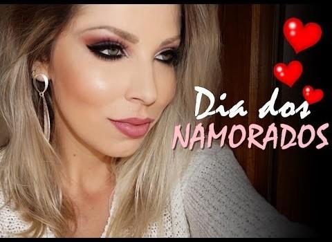 Dica de Maquiagem com Inspiração Dia dos Namorados