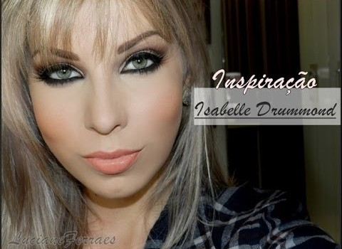 Dica de Maquiagem Cut Crease Inspirada em Isabelle Drummond