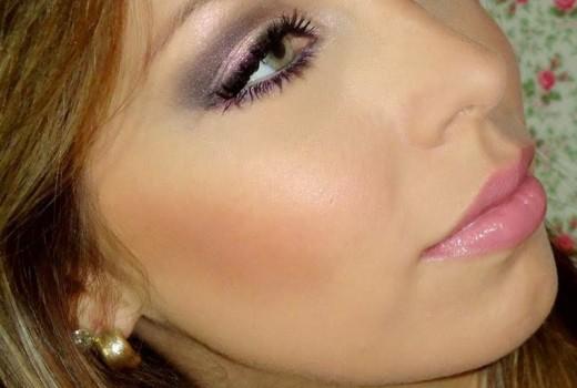 Dica de Maquiagem Delicada para Festas