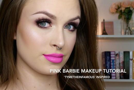 Dica de Maquiagem Inspirada na Barbie