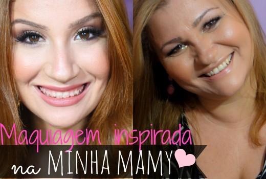 Dica de Maquiagem Inspirada na Mãe