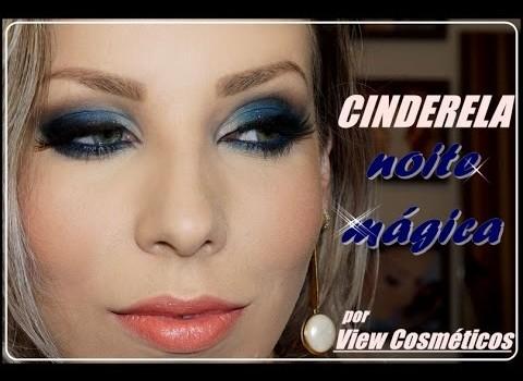 Dica de Maquiagem Noite Mágica com View Cosméticos