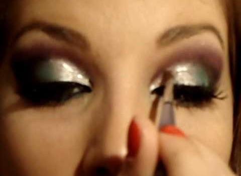 Dica de Maquiagem para Balada usando 4 Cores