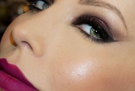 Dica de Maquiagem Super Marcante para Festas e Baladas