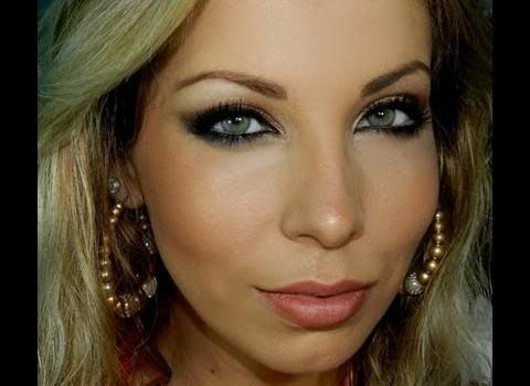 Dica para Maquiagem Inspirada na Claudia Leitte