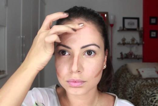 Juliana Goes | Contornos – Afinando o Rosto