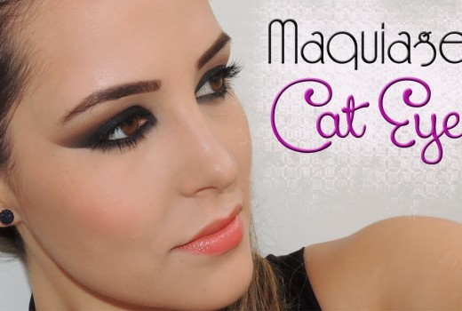 Makeup cat eyes – Workshop Divas Ludora