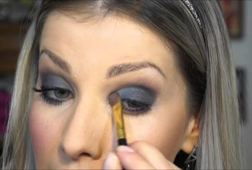 Maquiagem Colorida para Dia a Dia