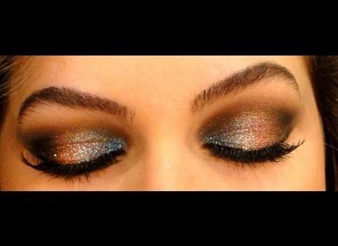 Maquiagem colorida para festa por Alice Salazar