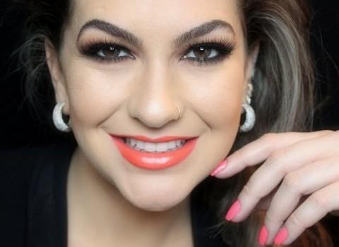 Maquiagem fácil para o verão por Alice Salazar
