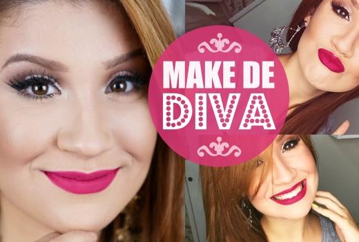 Maquiagem Incrível que vai te Transformar em Diva