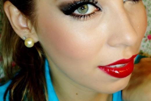 Maquiagem inverno 2011, com Luciane Ferraes