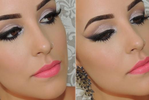 Maquiagem Noiva Ousada