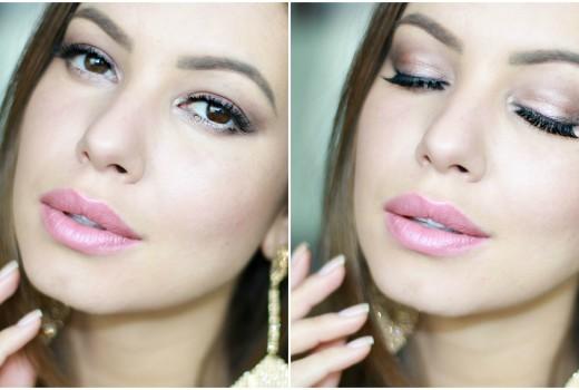 Maquiagem para Casamento de Dia | Juliana Goes