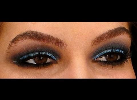 """Maquiagem para """"Olho Gordo"""" por Alice Salazar"""
