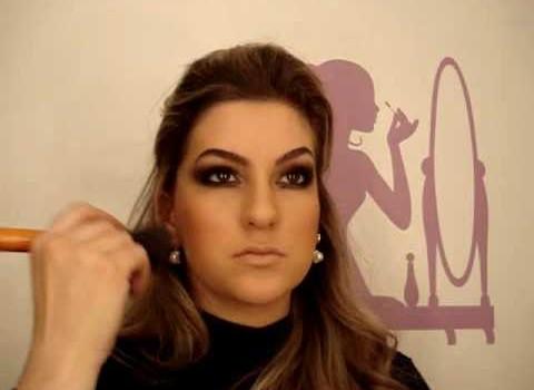 Maquiagem que Beyoncé usou no clipe Single Ladies por Alice Salazar – Parte 2