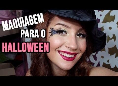 Passo a Passo de Maquiagem para Halloween