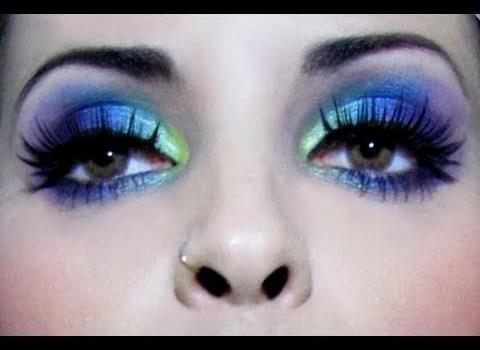 Passo a Passo par Íncrivel Maquiagem Colorida
