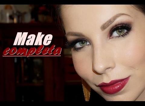 Passo a Passo para Maquiagem Completa e Muito Fácil