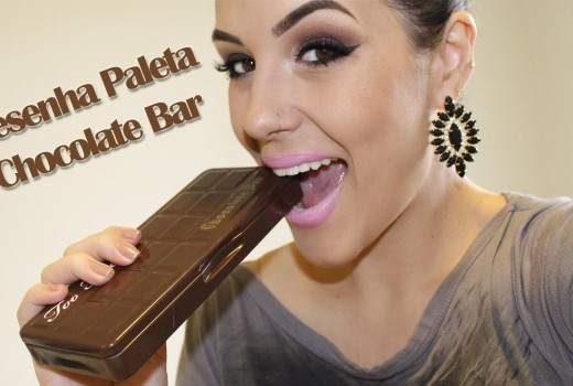 Resenha Paleta Chocolate Bar
