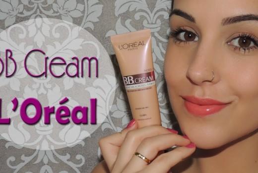 Testei BB Cream L'Oréal Paris