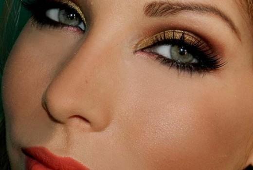 Tutorial de Maquiagem Básica para Noite com 3 Cores