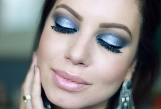 Tutorial de Maquiagem com Pigmento por Juliana Goes