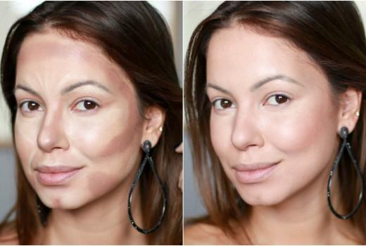 Tutorial de Maquiagem | Contornos e Preparação da Pele