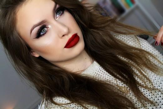 Tutorial de Maquiagem Glam para Inverno