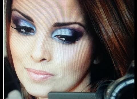 Tutorial de Maquiagem Inspiração Empreguetes de Cheias de Charme