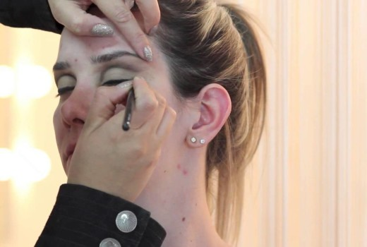 Tutorial de Maquiagem Inspirada na personagem de Isabelle Drummond