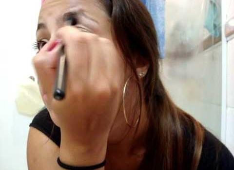Tutorial de Maquiagem inspirada na Vanessa de Gossip Girl