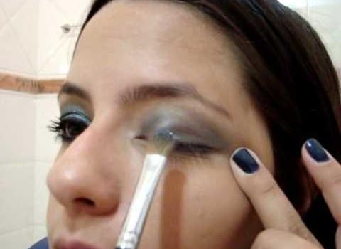 Tutorial de Maquiagem inspirada na Jenny de Gossip Girl